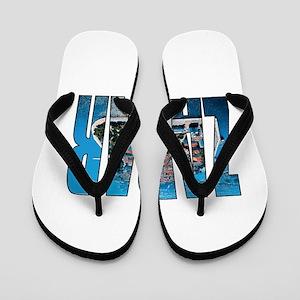 Zadar Flip Flops