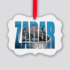 Zadar Picture Ornament