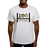 T-Shirt - Black Logo design