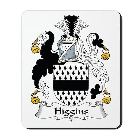 Higgins Mousepad