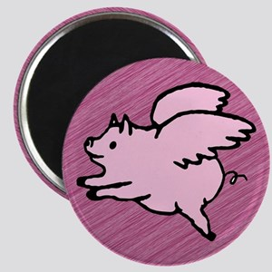 Angel Pigs Magnets