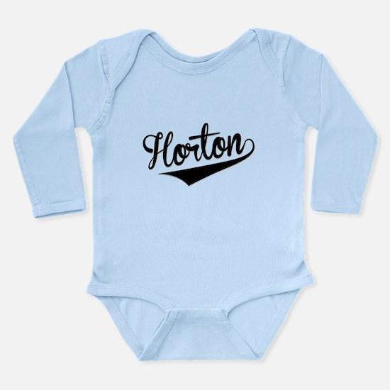 Horton, Retro, Body Suit