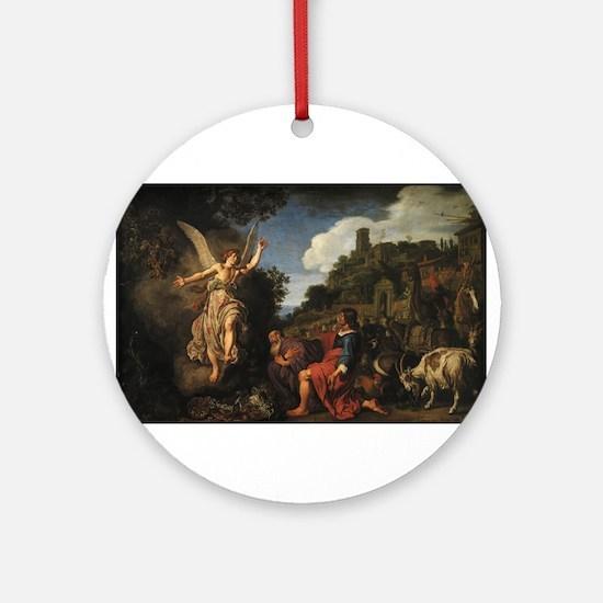 Lastman - Angel Raphael Takes Leave of Tobias and
