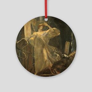 Gyzis - Archangel - Circa 1895 - Painting Ornament