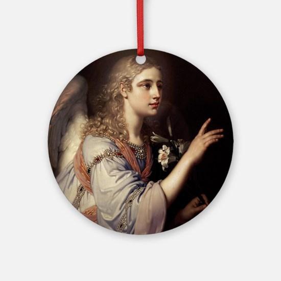 Anonymous - Archangel Gabriel - Circa 1807 Ornamen