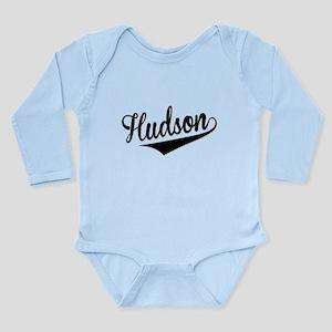 Hudson, Retro, Body Suit