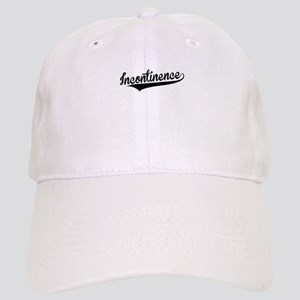Incontinence, Retro, Baseball Cap
