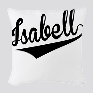 Isabell, Retro, Woven Throw Pillow