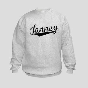 Janney, Retro, Sweatshirt