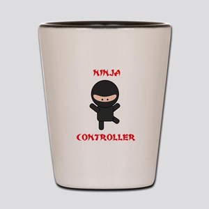 Ninja Controller Shot Glass