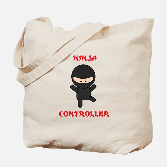 Ninja Controller Tote Bag
