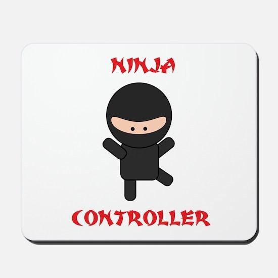 Ninja Controller Mousepad