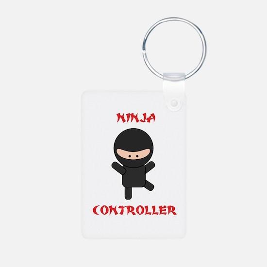 Ninja Controller Keychains