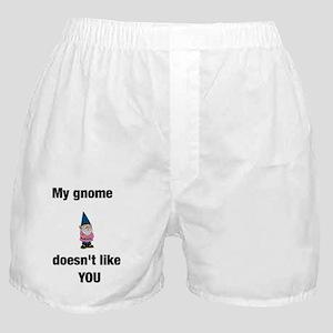 Gnome Boxer Shorts