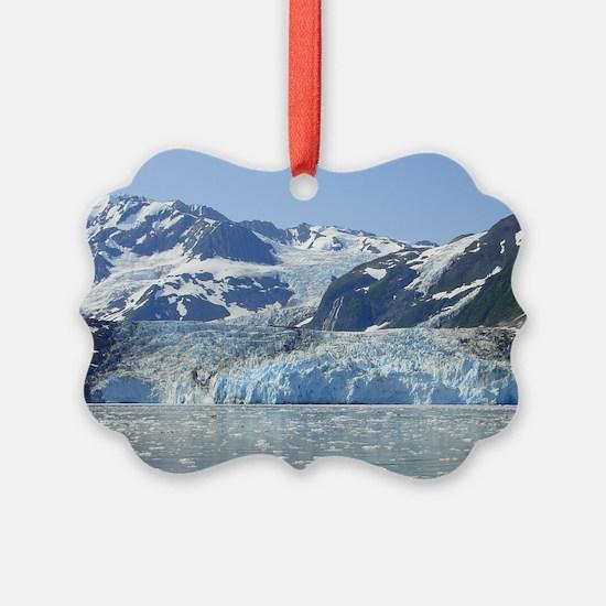 Where Glacier Meets Ocean Ornament
