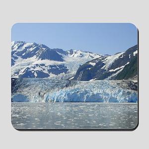 Where Glacier Meets Ocean Mousepad