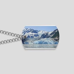 Where Glacier Meets Ocean Dog Tags