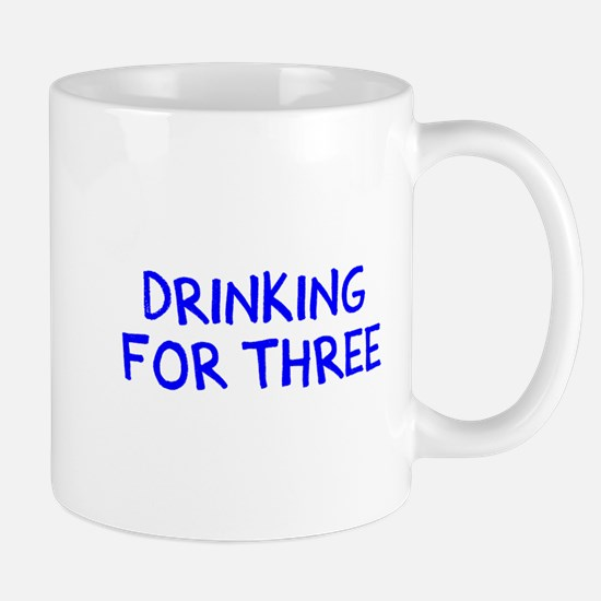Eating For Two Drinking For Three Mug