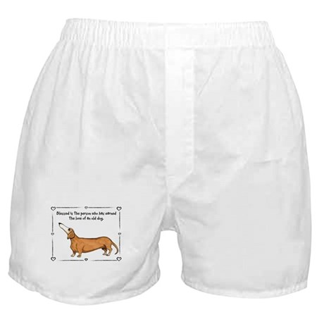Old Dachshunds Boxer Shorts