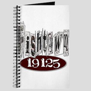 Unique Philadelphia Fishtown Journal