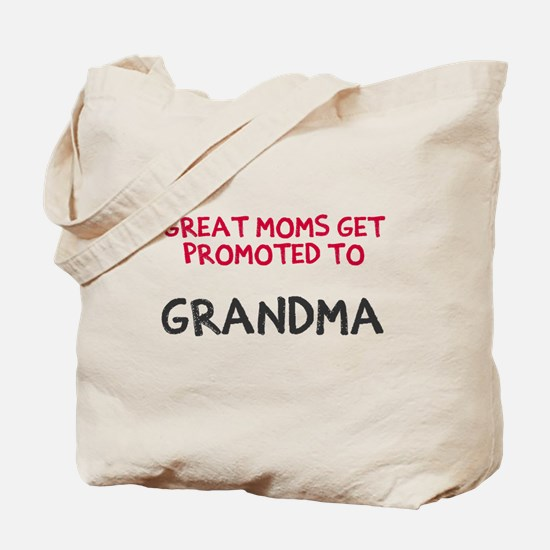 Great moms promoted Tote Bag