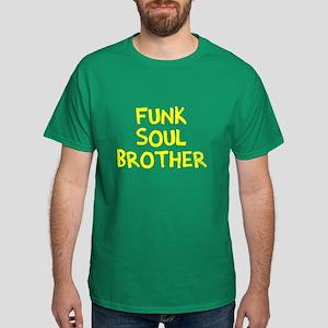 Funk Soul Brother Dark T-Shirt