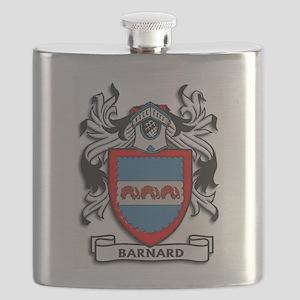 Barnard Coat of Arms Flask