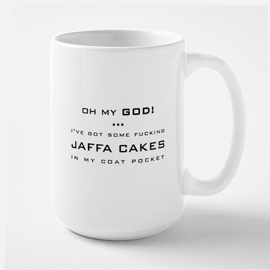 Spaced Jaffa Cakes Mugs