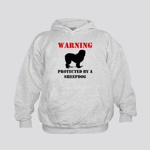 Protected By A Sheepdog Hoodie