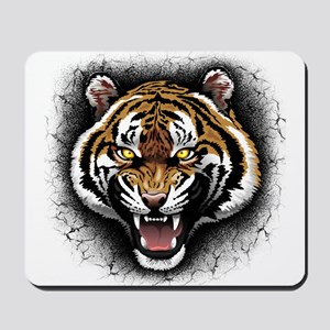 The Tiger Roar Mousepad