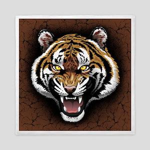 The Tiger Roar Queen Duvet