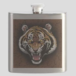 The Tiger Roar Flask