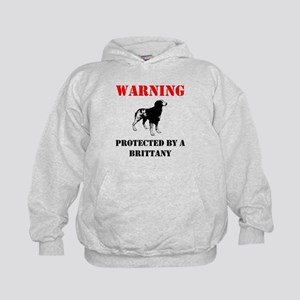 Protected By A Brittany Hoodie