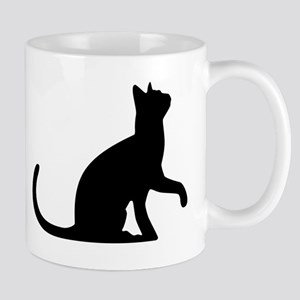 Cat Sitting Mugs
