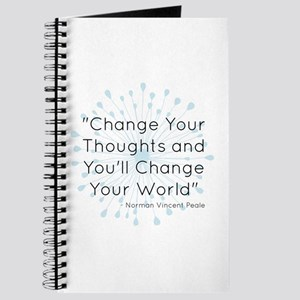 Change Your Thoughts Journal