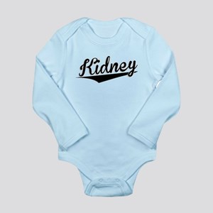 Kidney, Retro, Body Suit