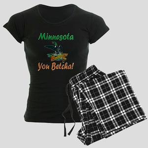 MinnesotaLoon Women's Dark Pajamas