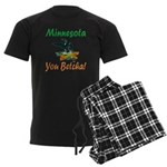MinnesotaLoon Men's Dark Pajamas