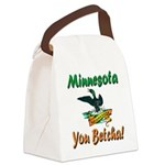 MinnesotaLoon Canvas Lunch Bag