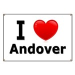 I Love Andover Banner