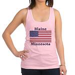 I Love Blaine Racerback Tank Top