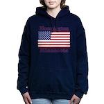 I Love Bloomington Women's Hooded Sweatshirt