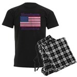 I Love Bloomington Men's Dark Pajamas