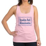 BrooklynParkMinnesnowta Racerback Tank Top