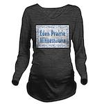 EPMinnesnowta Long Sleeve Maternity T-Shirt