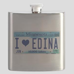 EdinaLicensePlate Flask