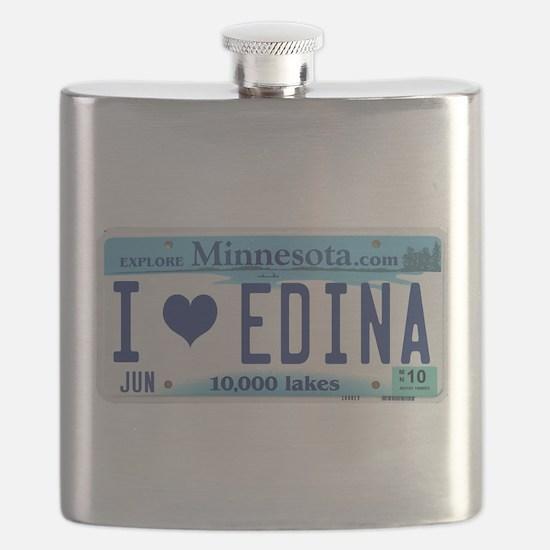 EdinaLicensePlate.png Flask