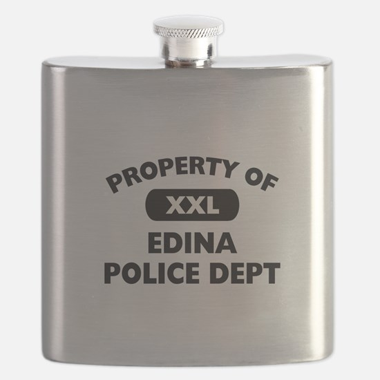 Property of.Edina PD.png Flask