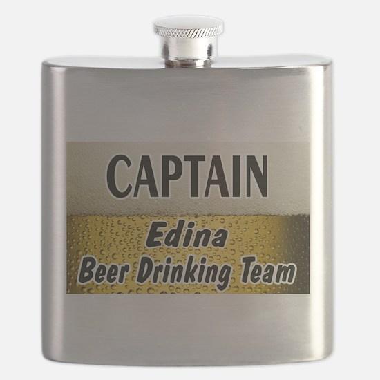 Edina Beer.jpg Flask