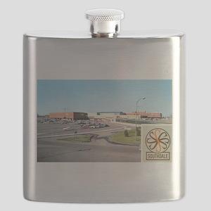 Southdale Edina Minnesota 1950s Flask